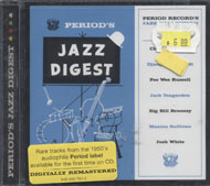 Period's Jazz Digest CD