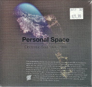 Personal Space: Electronic Soul (1974-1984) CD