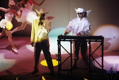 Pet Shop Boys Fine Art Print
