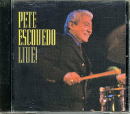 Pete Escovedo CD