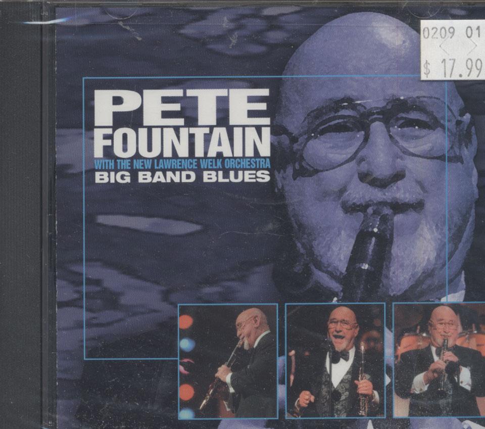 Pete Fountain CD