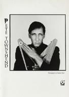 Pete Townshend Promo Print