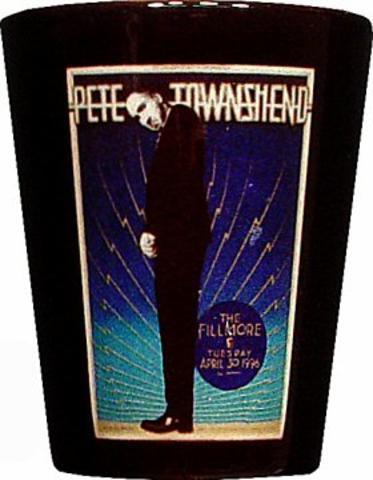 Pete Townshend Shotglass