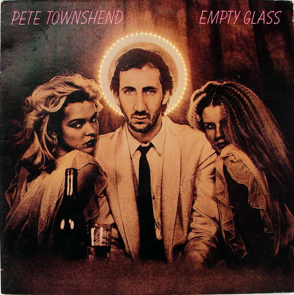 "Pete Townshend Vinyl 12"" (Used)"