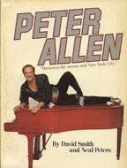 Peter Allen Book