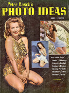 Peter Basch's Photo Ideas Issue No. 1 Magazine