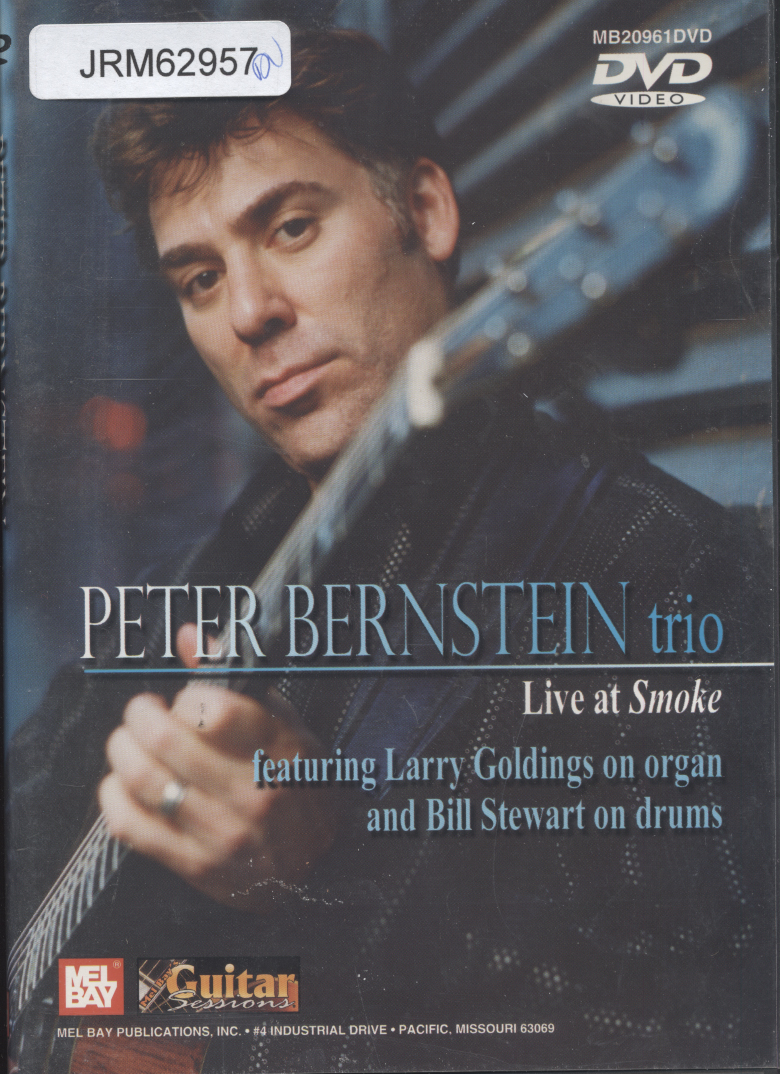 Peter Bernstein Trio DVD