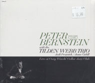 Peter Bernstein With The Tilden Webb Trio CD