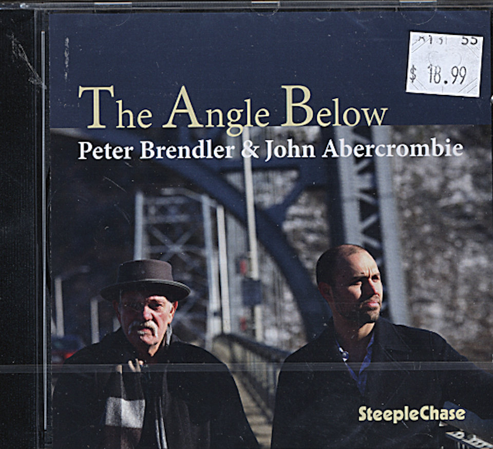 Peter Brendler & John Abercrombie CD