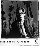 Peter Case Promo Print