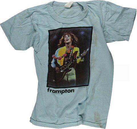 Peter Frampton Men's Vintage T-Shirt