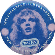 Peter Frampton Pin