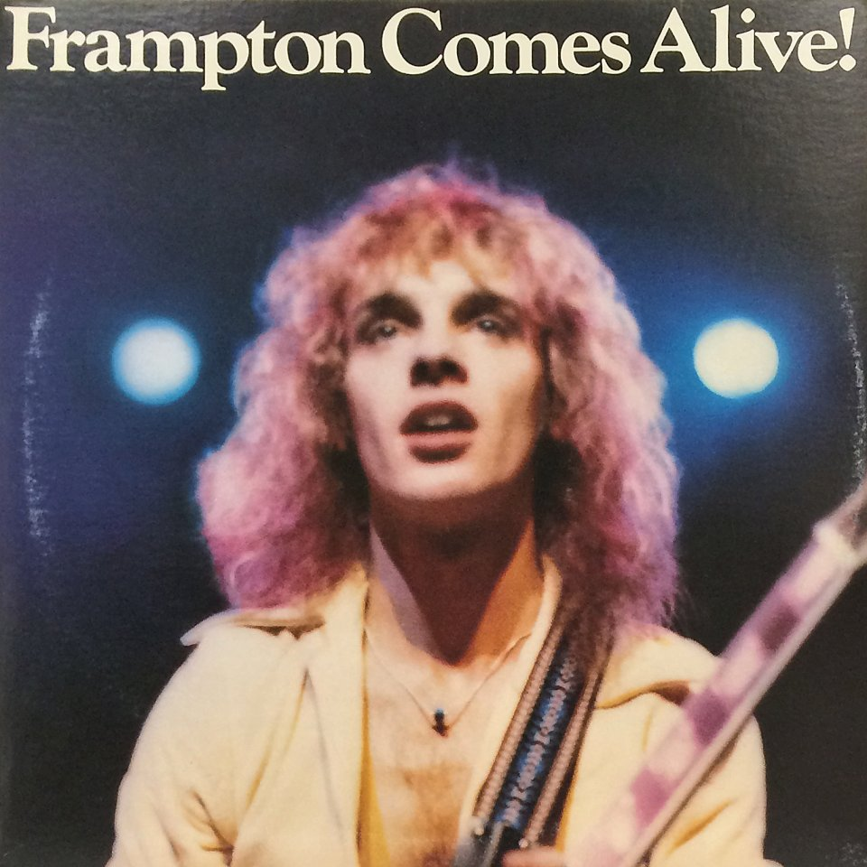 "Peter Frampton Vinyl 12"" (Used)"