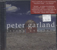 Peter Garland CD