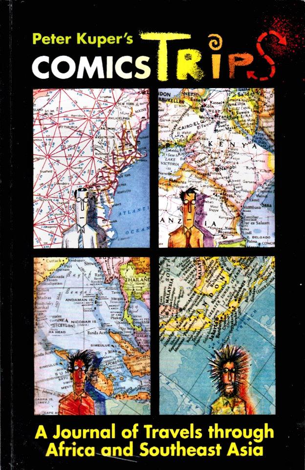 Peter Kuper's Comicstrips