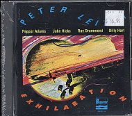 Peter Leitch CD