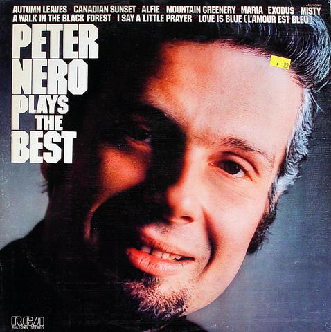 """Peter Nero Vinyl 12"""" (Used)"""