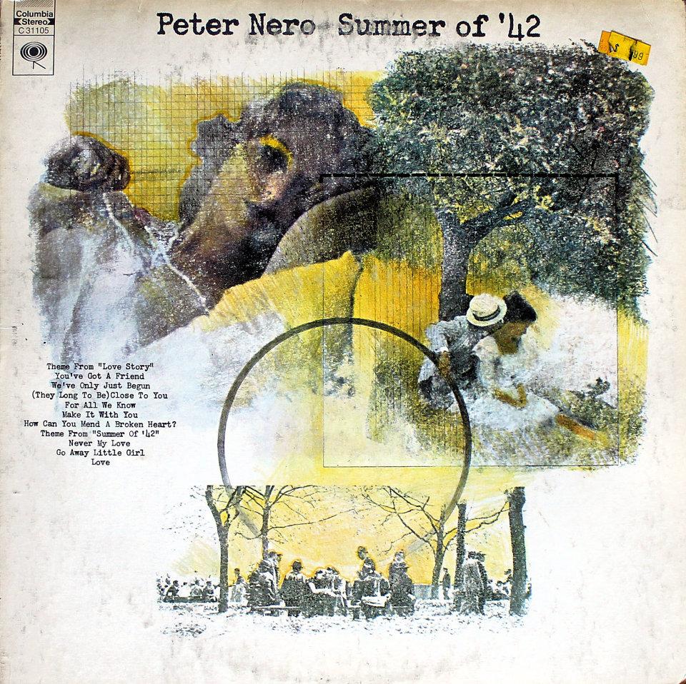 "Peter Nero Vinyl 12"""