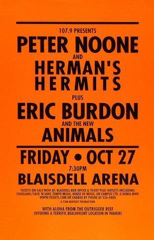 Peter Noone Poster