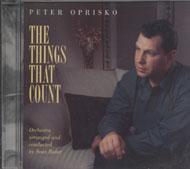 Peter Oprisko CD