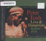 Peter Tosh CD