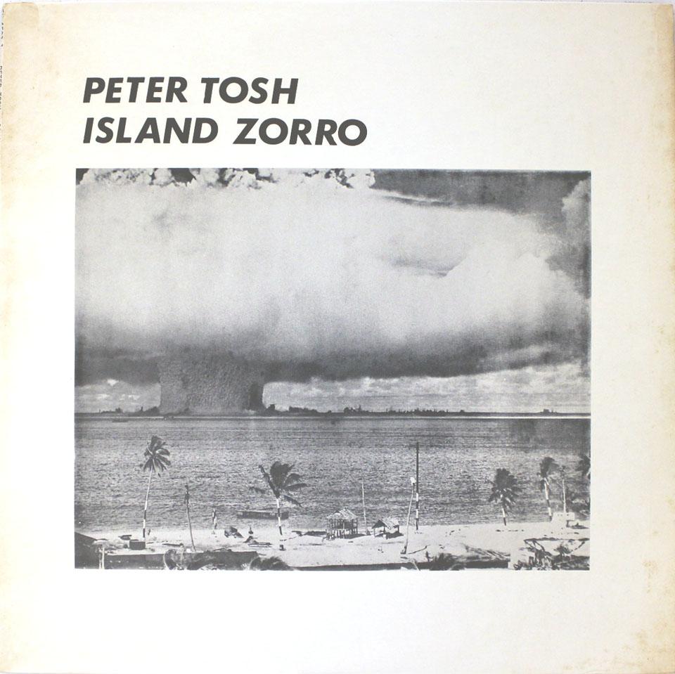 "Peter Tosh Vinyl 12"" (Used)"