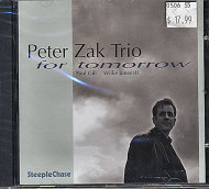 Peter Zak Trio CD
