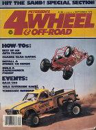 Petersen's 4 Wheel & Off-Road Vol. 1 No. 7 Magazine