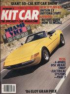 Petersen's Kit Car Vol. 5 No. 5 Magazine
