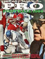 Petersen's Pro Football: 9th Annual Edition Magazine