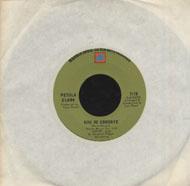 "Petula Clark Vinyl 7"" (Used)"