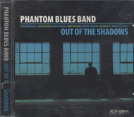 Phantom Blues Band CD
