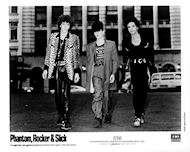 Phantom, Rocker & Slick Promo Print
