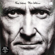 "Phil Collins Vinyl 12"" (New)"