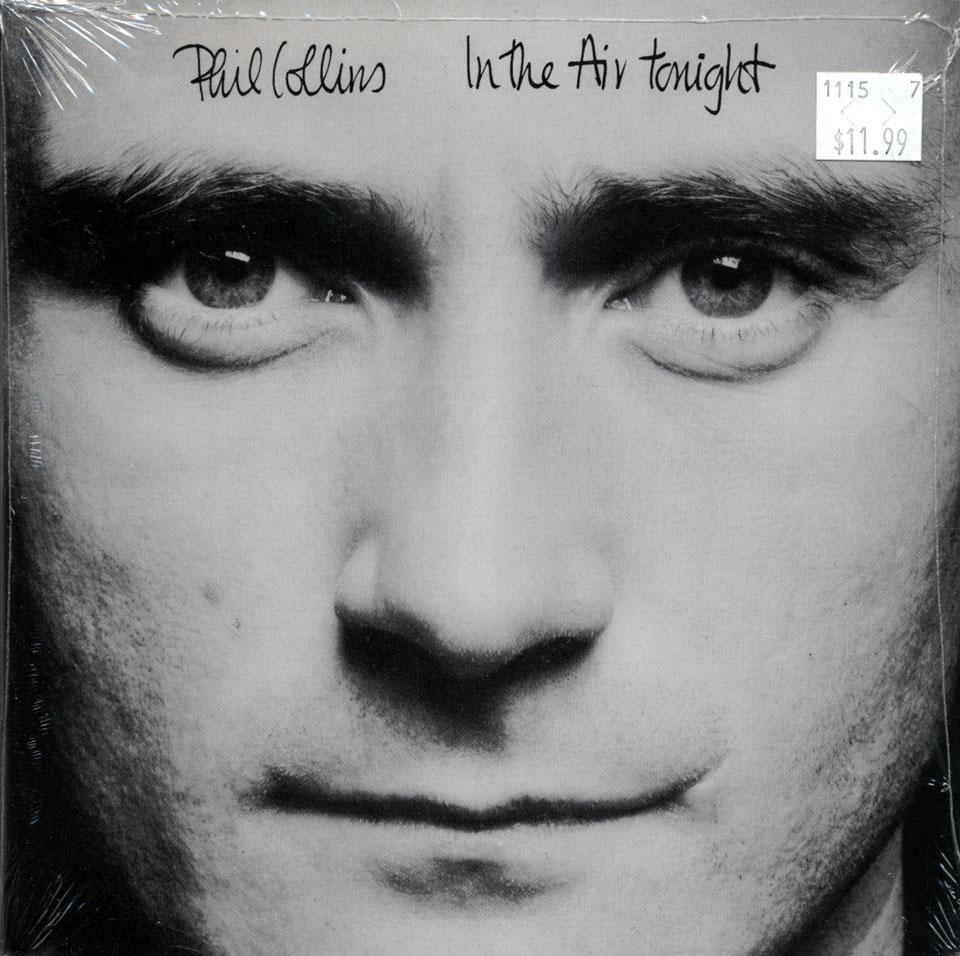 """Phil Collins Vinyl 7"""" (New)"""