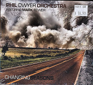 Phil Dwyer Orchestra CD
