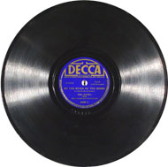 """Phil Hanna Vinyl 10"""" (Used)"""