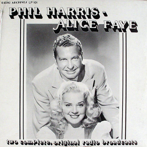"Phil Harris Vinyl 12"" (New)"