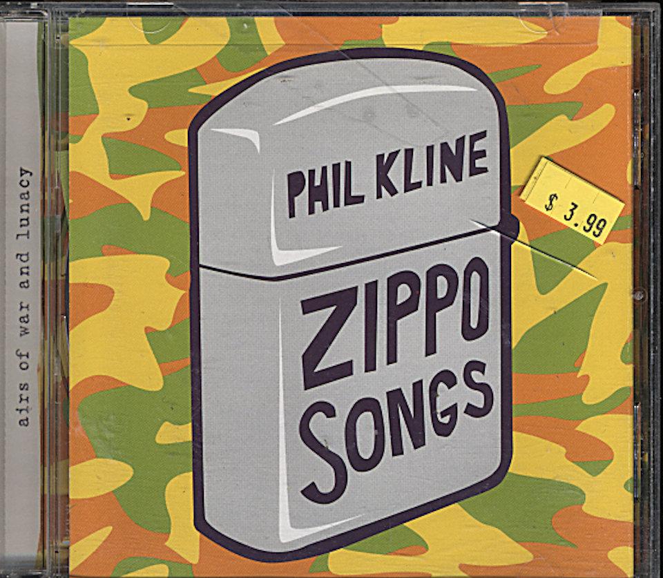 Phil Kline CD