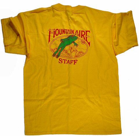 Phil Lesh & Friends Men's T-Shirt reverse side