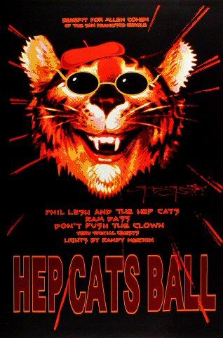 Phil Lesh and the Hep Cats Poster