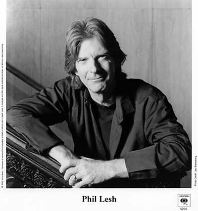 Phil Lesh Promo Print