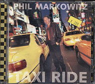 Phil Markowitz CD