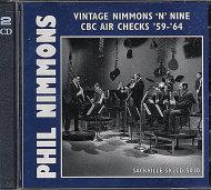 Phil Nimmon CD