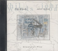 Phil Woods & John Coates CD