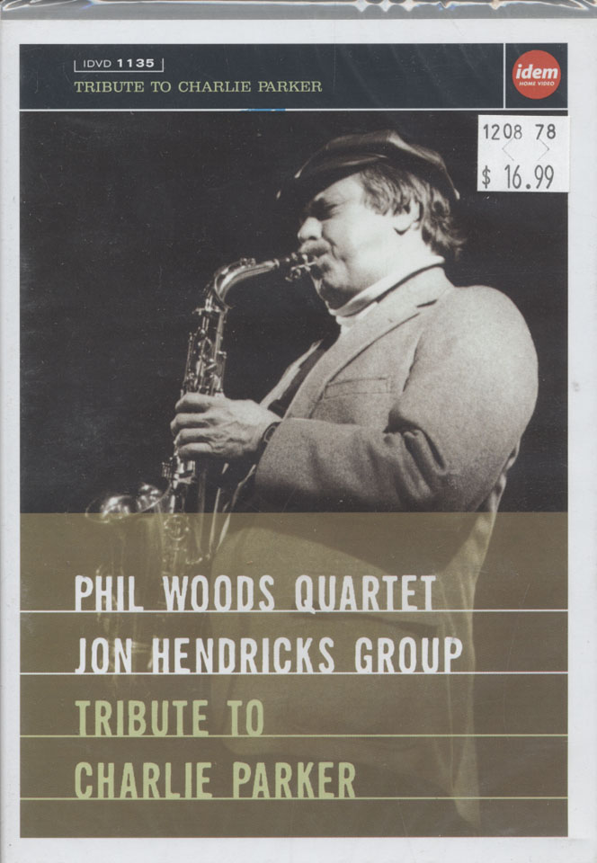 Phil Woods / Jon Hendricks DVD
