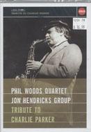 Phil Woods / Jon Hendricks DVD