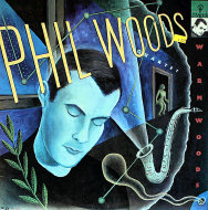 "Phil Woods Quartet Vinyl 12"" (Used)"