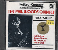 Phil Woods Quintet CD