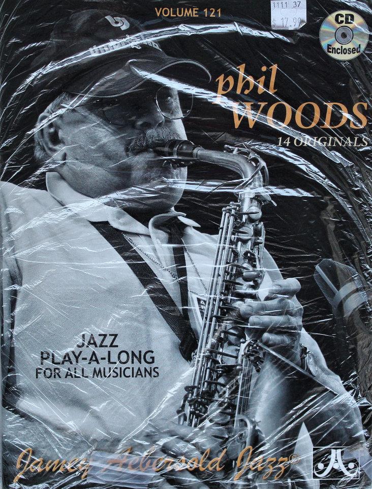 Phil Woods Volume 121